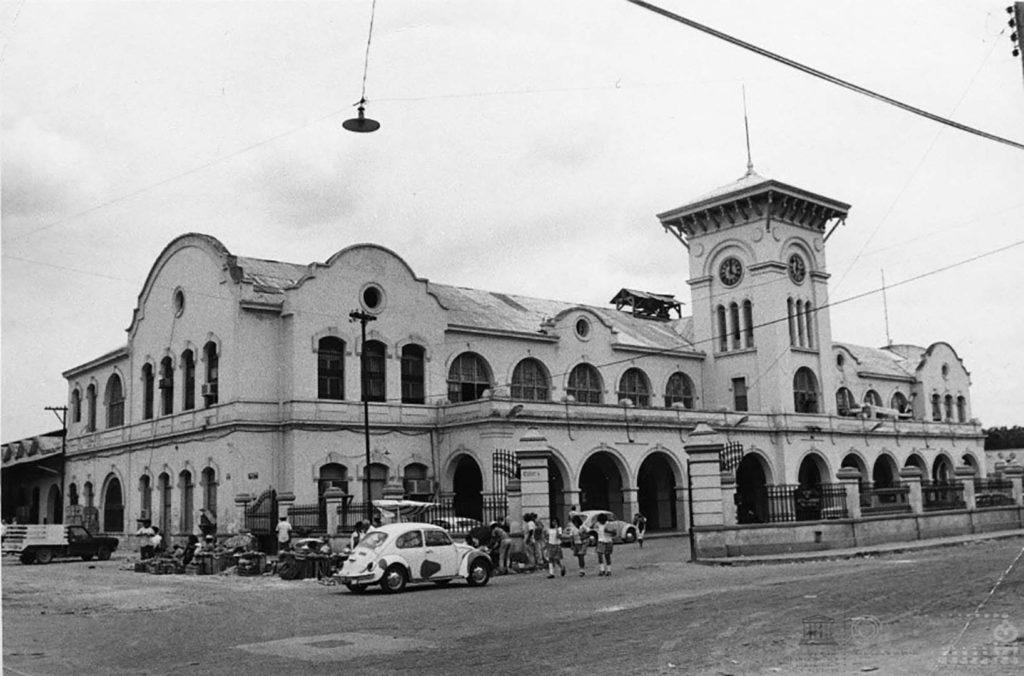 Estación Mérida, ca. 1970.