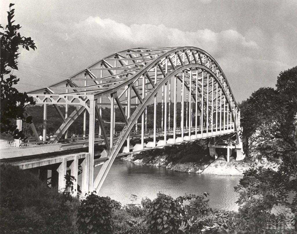 Puente Usumacinta, ca. 1950.